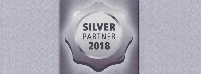 Silver partner pro Hobis, OfficePro a Exner v roce 2018