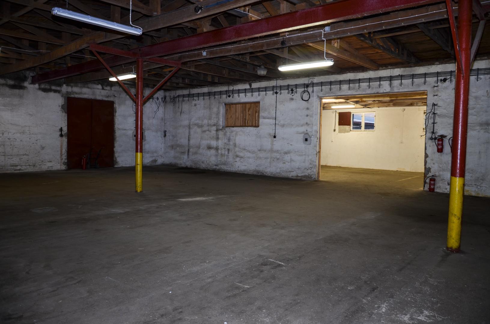 Hlavní skladovací prostor